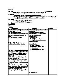 Bài soạn Ngữ văn 9 - Tiết 108: Nghị luận về m
