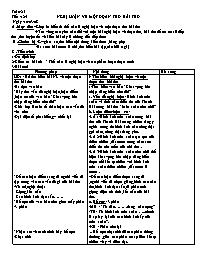Bài soạn Ngữ văn 9 - Tiết 124: Nghị luận về m