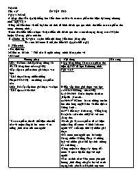 Bài soạn Ngữ văn 9 - Tiết 127: Ôn tập thơ