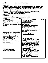 Bài soạn Ngữ văn 9 - Tiết 141: Những ngôi sao