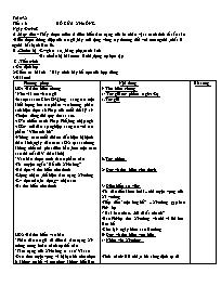 Bài soạn Ngữ văn 9 - Tiết 151: Bố của Xi-Mông