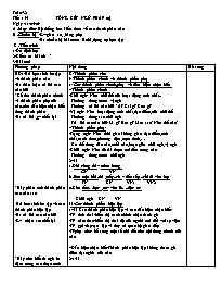 Bài soạn Ngữ văn 9 - Tiết 153: Tổng kết ngữ p