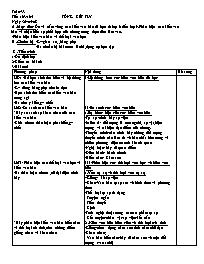 Bài soạn Ngữ văn 9 - Tiết 163, 164: Tổng kết