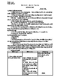 Giáo án Ngữ văn 9 - Tiết 44, 45 - Bài 10: Văn
