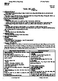 Giáo án Ngữ văn 9 - Tuần 12 - GV: Trần Văn Hu