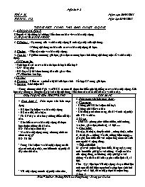 Giáo án Ngữ văn 9 - Tuần 28 (2) - GV: Trần Vă