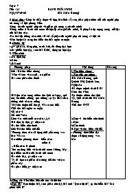 Giáo án Ngữ văn lớp 7 - Tiết 25, 26: Bánh trô