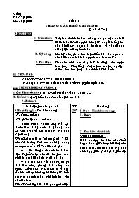 Giáo án trọn bộ Ngữ văn 9
